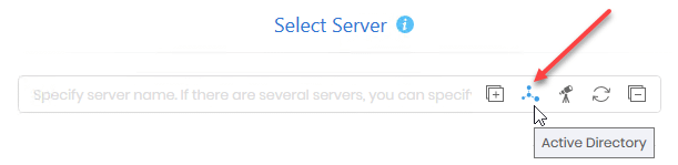 Use AD Browser to add servers